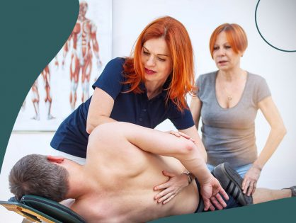 Terapia manualna – regeneracja ciała i uwolnienie emocji
