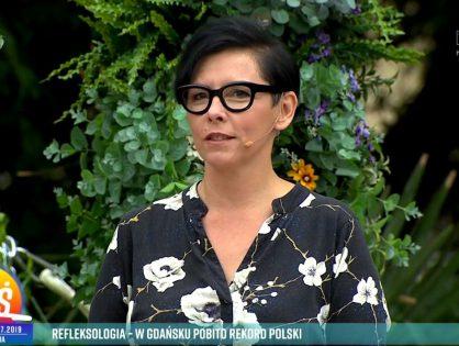 """Iza w programie """"Pytanie na Śniadanie"""" TVP2!"""