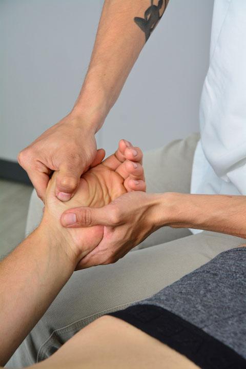 masaż punktowy gdańsk