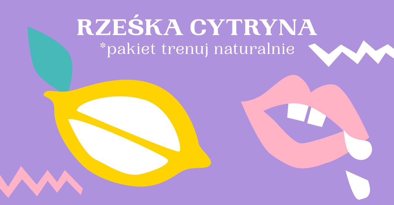 Rześka cytryna - pakiet
